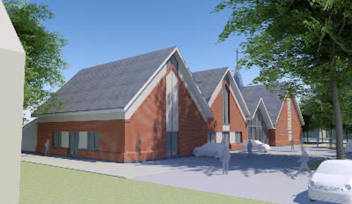St-Philips-Church-Centre-Building-Render